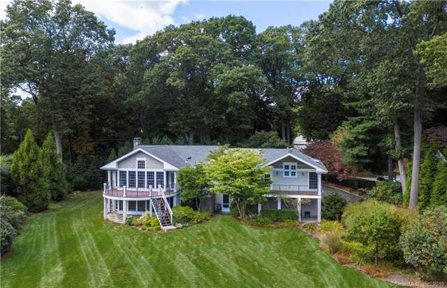 7 Indian Trail, Darien, CT 06820 (MLS #170238905) :: The Higgins Group - The CT Home Finder