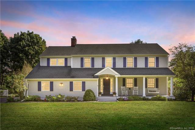 136 Raymond Street, Darien, CT 06820 (MLS #170239307) :: The Higgins Group - The CT Home Finder