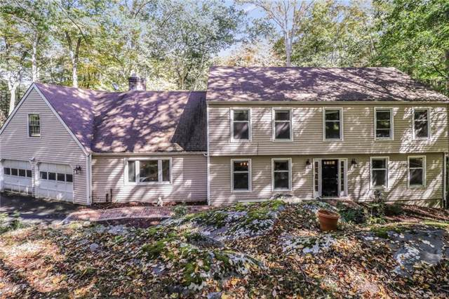 21 Kimberly Drive, Brookfield, CT 06804 (MLS #170239554) :: The Higgins Group - The CT Home Finder