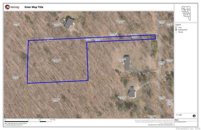 37 Weeks Road, Eastford, CT 06242 (MLS #170239669) :: Spectrum Real Estate Consultants