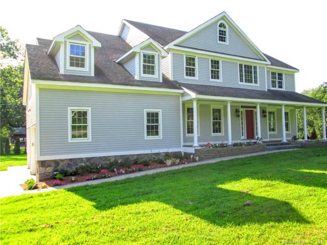 747 S Britain Road, Southbury, CT 06488 (MLS #170239817) :: The Higgins Group - The CT Home Finder