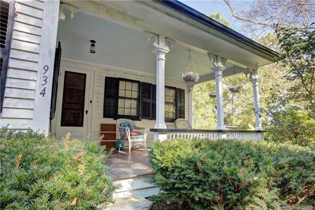 934 Storrs Road, Mansfield, CT 06268 (MLS #170239943) :: Michael & Associates Premium Properties | MAPP TEAM