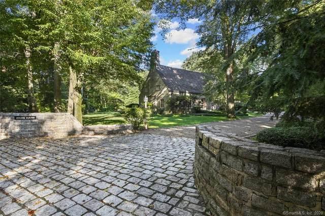 31 Hancock Lane, Darien, CT 06820 (MLS #170239968) :: The Higgins Group - The CT Home Finder