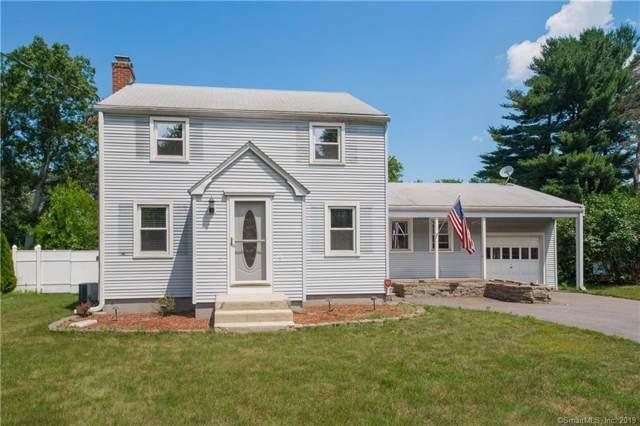 16 Burnbrook Road, East Hartford, CT 06118 (MLS #170240267) :: Spectrum Real Estate Consultants