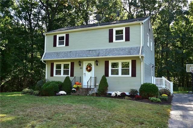 30 Lanz Lane, Ellington, CT 06029 (MLS #170240293) :: The Higgins Group - The CT Home Finder