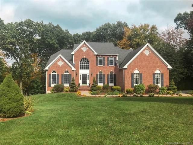 330 Paxton Way, Glastonbury, CT 06033 (MLS #170240500) :: GEN Next Real Estate