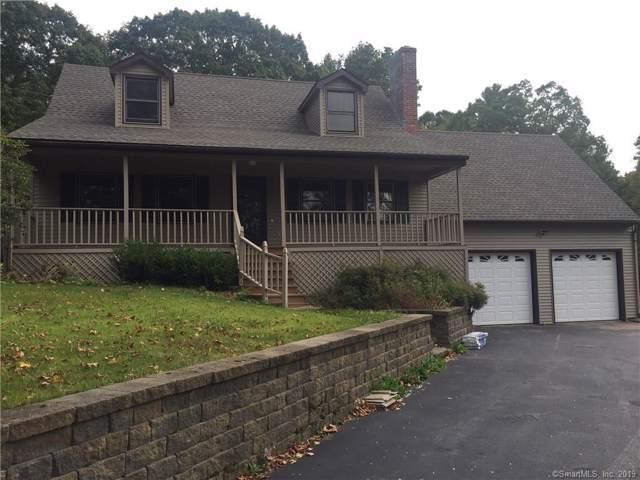 149 Boston Turnpike, Eastford, CT 06242 (MLS #170240788) :: Spectrum Real Estate Consultants