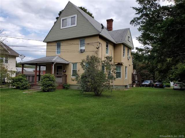 130 West Thames Street, Norwich, CT 06360 (MLS #170240927) :: The Higgins Group - The CT Home Finder