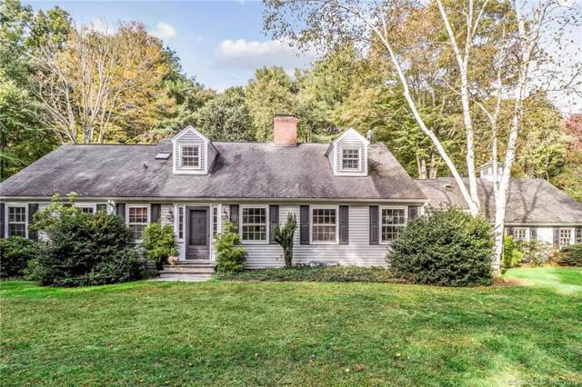 185 Good Hill Road, Woodbury, CT 06798 (MLS #170240940) :: The Higgins Group - The CT Home Finder