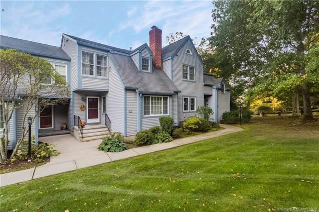 206 Glengarry Road #206, Fairfield, CT 06825 (MLS #170241102) :: Michael & Associates Premium Properties | MAPP TEAM