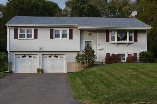 60 Lamplighter Lane, Newington, CT 06111 (MLS #170241255) :: The Higgins Group - The CT Home Finder