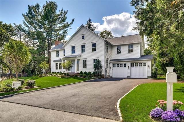 13 Hunting Lane, Westport, CT 06880 (MLS #170241258) :: The Higgins Group - The CT Home Finder
