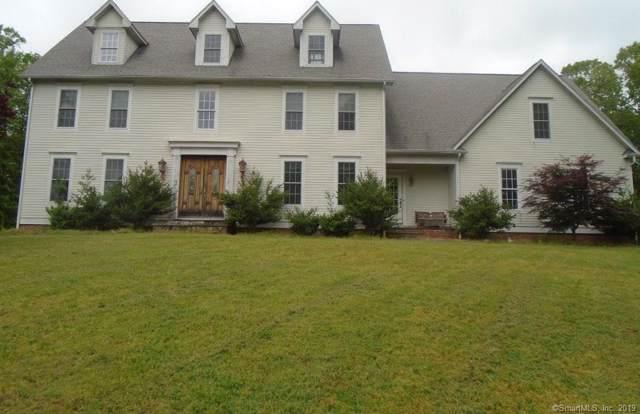 108 Chapman Road, Marlborough, CT 06447 (MLS #170241387) :: Anytime Realty