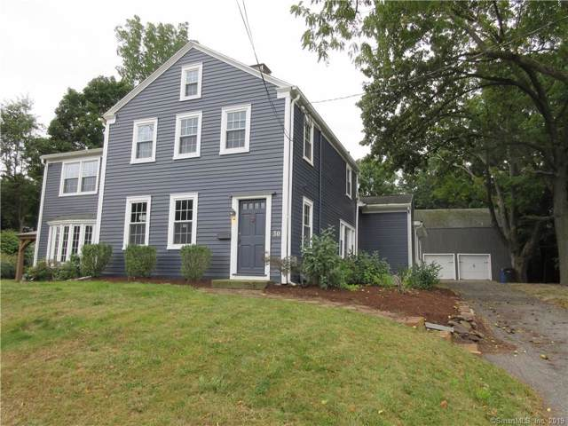 30 Highland Street, Wethersfield, CT 06109 (MLS #170241517) :: The Higgins Group - The CT Home Finder