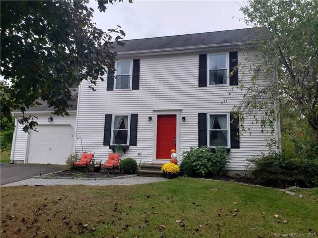 31 Rainbow Creek, Windsor, CT 06095 (MLS #170241521) :: The Higgins Group - The CT Home Finder