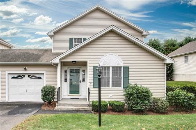 30 Cherry Blossom Lane, Trumbull, CT 06611 (MLS #170241580) :: The Higgins Group - The CT Home Finder