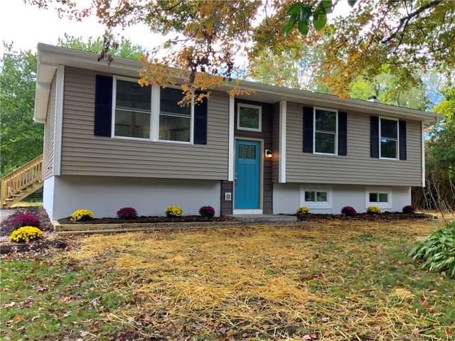 16 Highland Drive, Ledyard, CT 06339 (MLS #170241763) :: Michael & Associates Premium Properties | MAPP TEAM