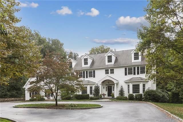 52 Old Studio Road, New Canaan, CT 06840 (MLS #170241835) :: GEN Next Real Estate