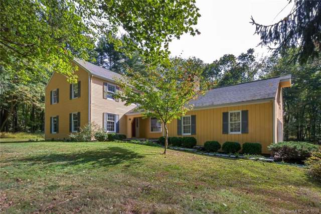 21 Ridgewood Drive, Redding, CT 06896 (MLS #170241929) :: The Higgins Group - The CT Home Finder