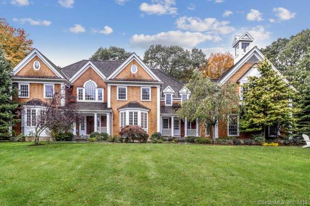 297 Ridgefield Road, Wilton, CT 06897 (MLS #170242165) :: The Higgins Group - The CT Home Finder