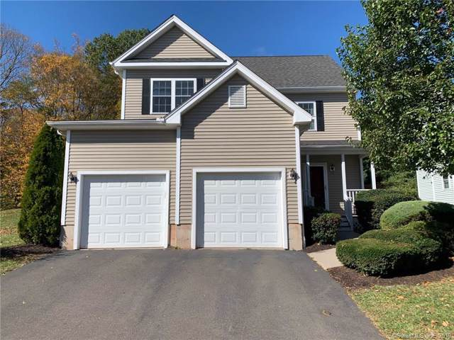 14 Hickory Court #14, Wallingford, CT 06492 (MLS #170242196) :: Carbutti & Co Realtors