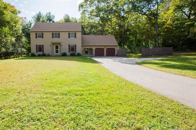 33 Mystic Road, North Stonington, CT 06359 (MLS #170242225) :: Spectrum Real Estate Consultants