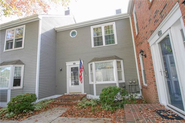311 Georgetown Drive #311, Glastonbury, CT 06033 (MLS #170242256) :: The Higgins Group - The CT Home Finder