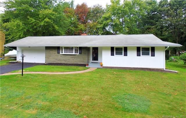 55 Skyline Drive, East Hartford, CT 06118 (MLS #170242533) :: Spectrum Real Estate Consultants
