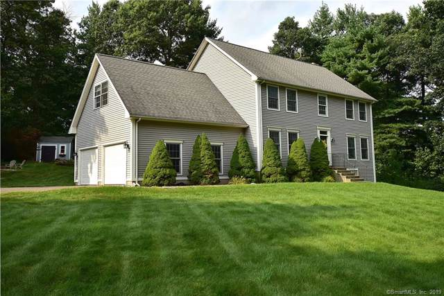 12 Lookout Landing, Ellington, CT 06029 (MLS #170242606) :: The Higgins Group - The CT Home Finder