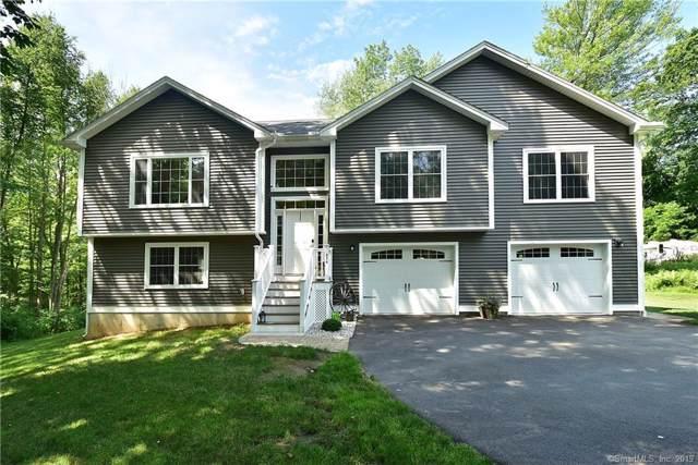 118 Burbank Road, Ellington, CT 06029 (MLS #170242608) :: The Higgins Group - The CT Home Finder