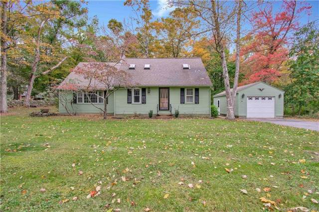 105 Gurleyville Road, Mansfield, CT 06268 (MLS #170242802) :: The Higgins Group - The CT Home Finder