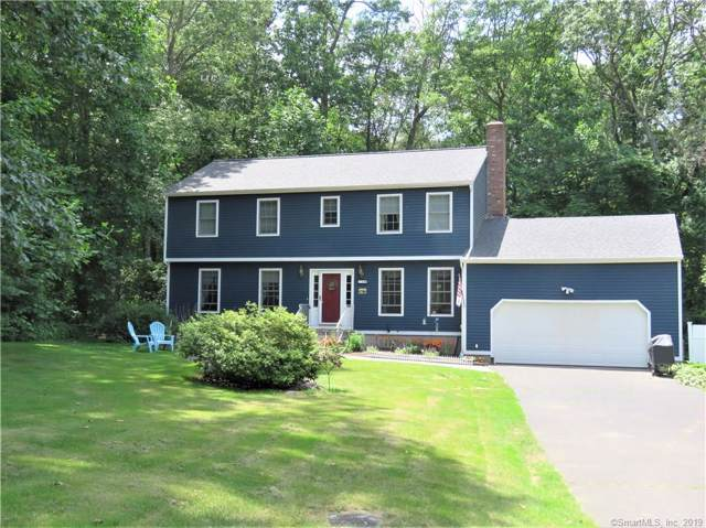 24 W Ridge Road, Colchester, CT 06415 (MLS #170242829) :: The Higgins Group - The CT Home Finder