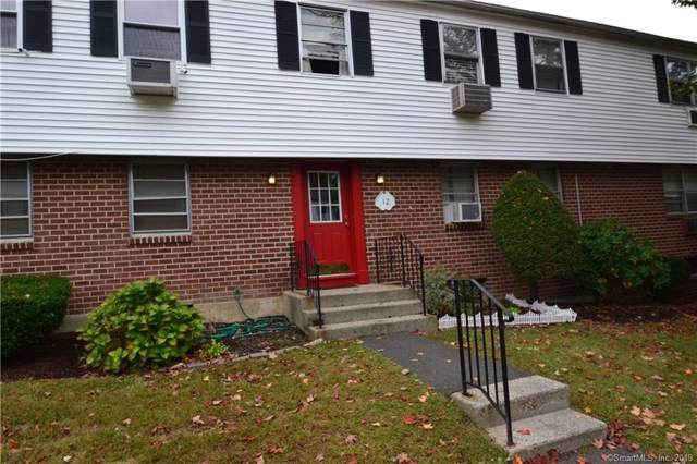 12 Fairview Drive #4, Danbury, CT 06810 (MLS #170242969) :: The Higgins Group - The CT Home Finder