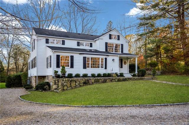 55 Ruscoe Road, Wilton, CT 06897 (MLS #170243596) :: The Higgins Group - The CT Home Finder