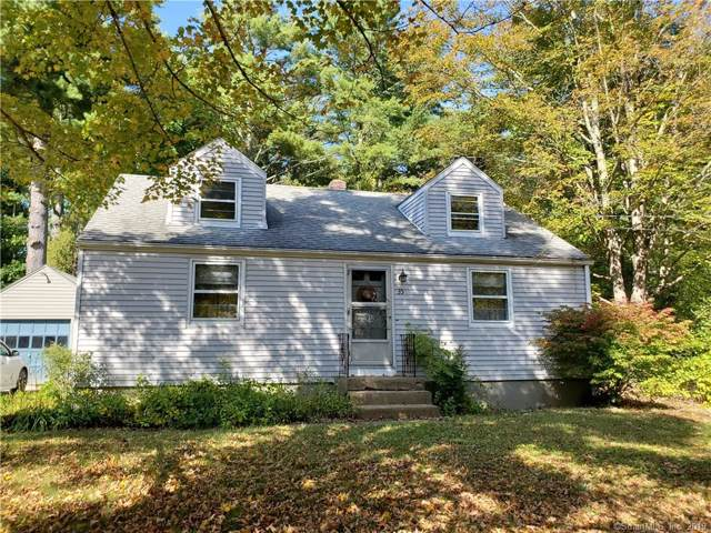 35 Pine Woods Lane, Mansfield, CT 06250 (MLS #170243672) :: Michael & Associates Premium Properties | MAPP TEAM