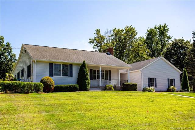 11 Jolly Road, Ellington, CT 06029 (MLS #170243763) :: The Higgins Group - The CT Home Finder