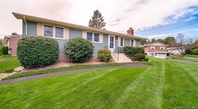 188 Dana Lane, Meriden, CT 06451 (MLS #170243777) :: The Higgins Group - The CT Home Finder