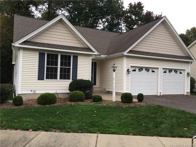 38 Summerwood Lane #38, South Windsor, CT 06074 (MLS #170243906) :: The Higgins Group - The CT Home Finder