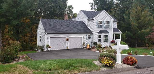 27 Spice Bush Lane, Bloomfield, CT 06002 (MLS #170244114) :: NRG Real Estate Services, Inc.