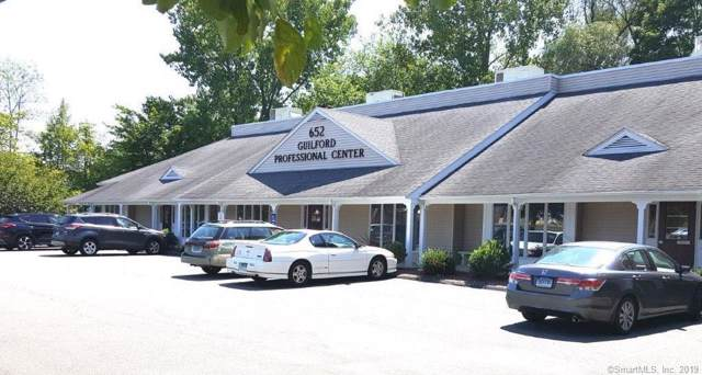 652 Boston Post Road 9 & 10, Guilford, CT 06437 (MLS #170244223) :: Carbutti & Co Realtors
