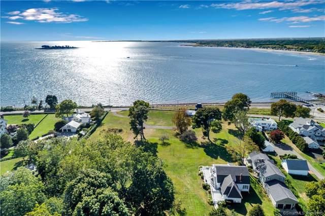 622 Gulf  Lot 4 Street, Milford, CT 06460 (MLS #170244252) :: The Higgins Group - The CT Home Finder