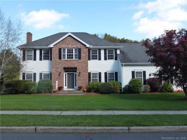 632 Ashley Court, Cheshire, CT 06410 (MLS #170244294) :: Carbutti & Co Realtors