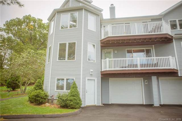 12 Quarry Dock Road #12, Branford, CT 06405 (MLS #170244297) :: Michael & Associates Premium Properties | MAPP TEAM