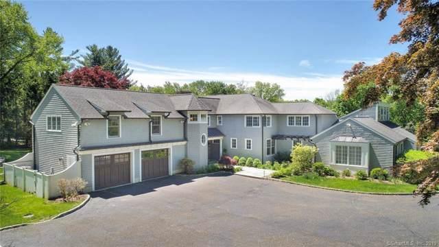 31 Bayberry Road, New Canaan, CT 06840 (MLS #170244309) :: GEN Next Real Estate