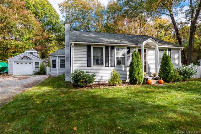 132 W Shore Drive, Haddam, CT 06441 (MLS #170244349) :: Michael & Associates Premium Properties | MAPP TEAM