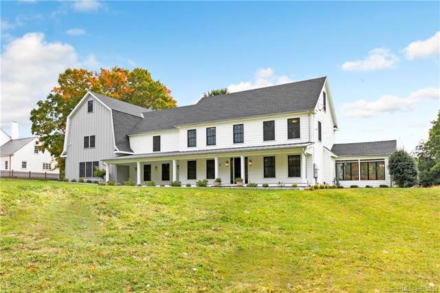 15 Mill Hill Lane, Fairfield, CT 06890 (MLS #170244461) :: The Higgins Group - The CT Home Finder