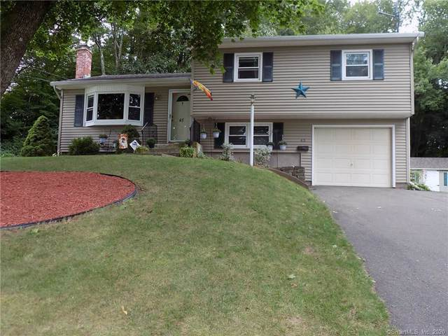 45 Pond Lane, South Windsor, CT 06074 (MLS #170244492) :: Spectrum Real Estate Consultants