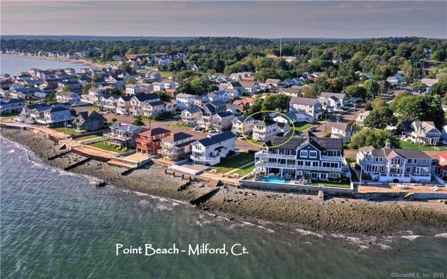 54 Point Beach Drive, Milford, CT 06460 (MLS #170244533) :: The Higgins Group - The CT Home Finder