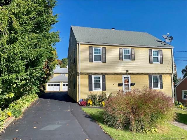 37 Brown Street, New Britain, CT 06053 (MLS #170244537) :: Spectrum Real Estate Consultants