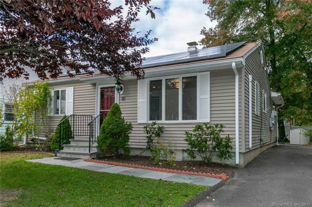 30 Cherry Street, Darien, CT 06820 (MLS #170244589) :: Around Town Real Estate Team